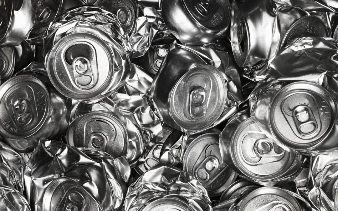 Na czym polega recykling puszek aluminiowych?